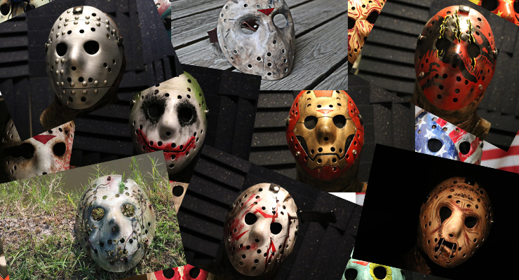 Big Hush Jason Masks